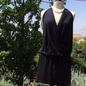 Vince Halter mini dress or top size L